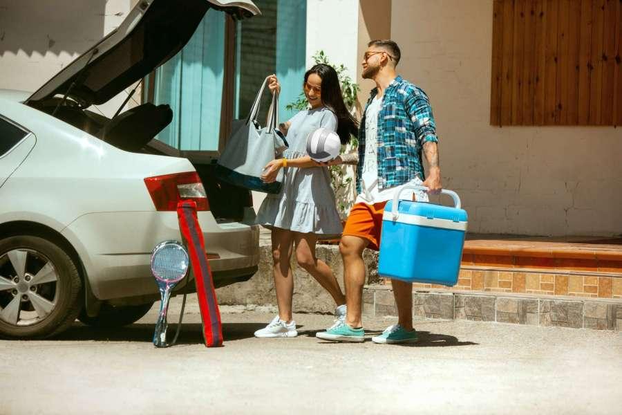 Krenite na putovanje s rent a car-om Lager