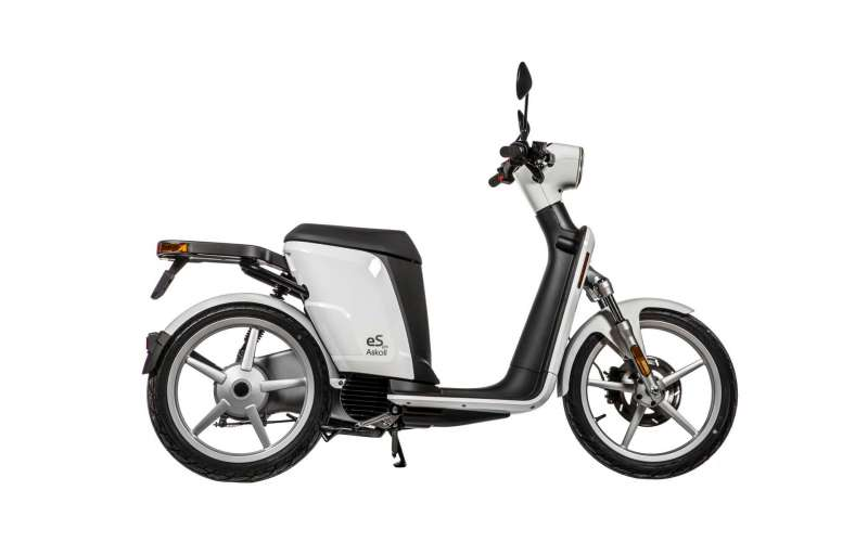 New arrival !!! Electric scooter, Askoll eSpro 70