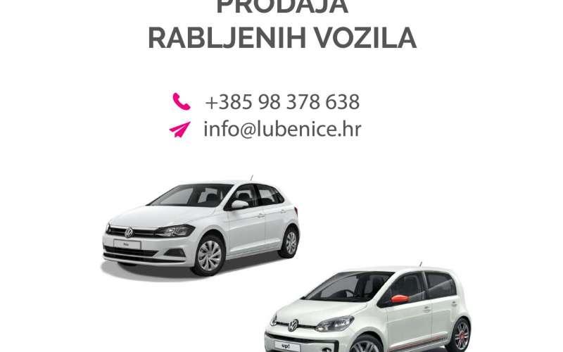 Prodaja rabljenih vozila %