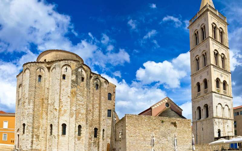 Explore Zadar and its surroundings